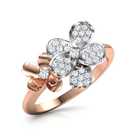 Joana Blossom Forget Me Not Ring