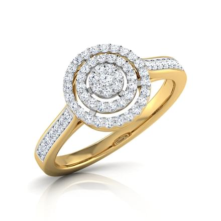 Ripple Dazzle Ring