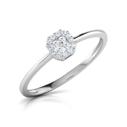 Sophia Diamond Flock Ring
