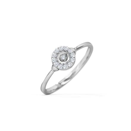 Bella Halo Ring