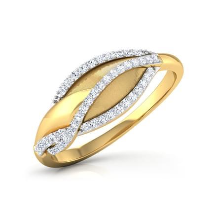 Bibi Leaf Ring