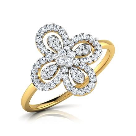Nizana Floral Ring