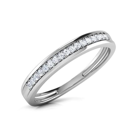 Sophie Lined Diamond Band