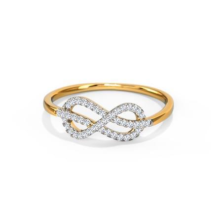 Caroline Intertwine Ring