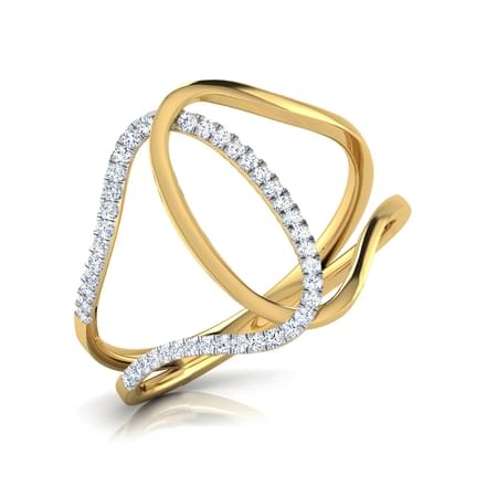 Ella Interlooped Ring