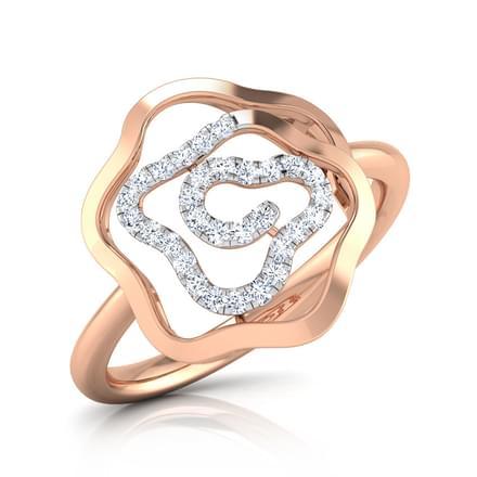 Muddle Rose Ring
