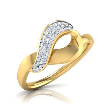 Shya Twisty Ring