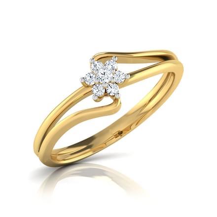Celina Cluster Ring