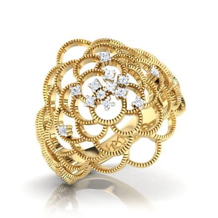 Nina Unfurl Ring