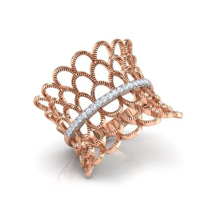 Vika Intact Cage Ring