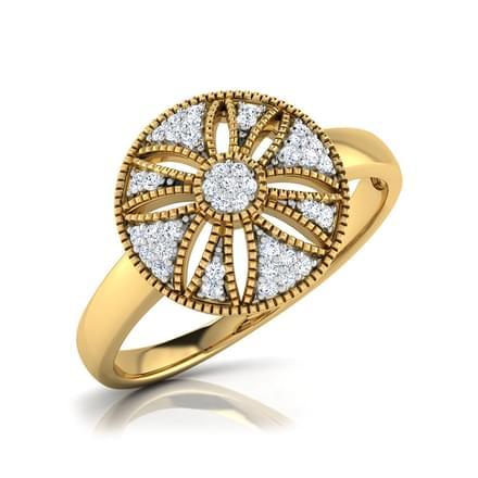 Flo Domed Ring