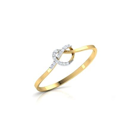 Silvia Love Knot Ring
