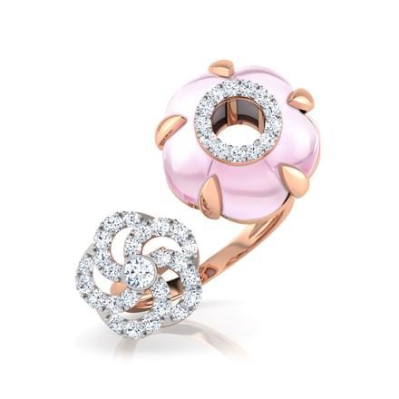 Cim  Rose Quartz Ring