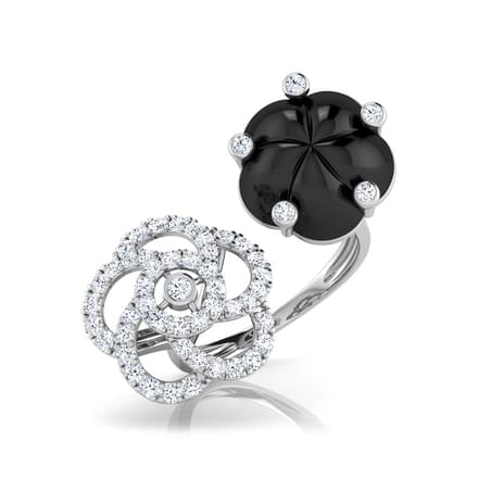 Ika  Black Onyx Ring