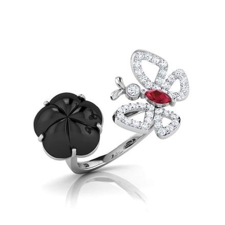 Helsy  Black Onyx Ring