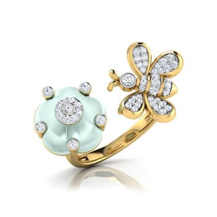Celia Moonstone Ring