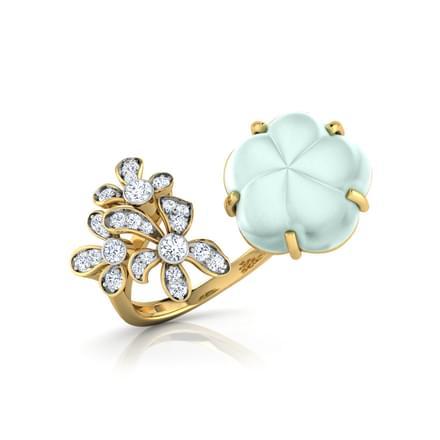 Geny  Chalcedony  Ring