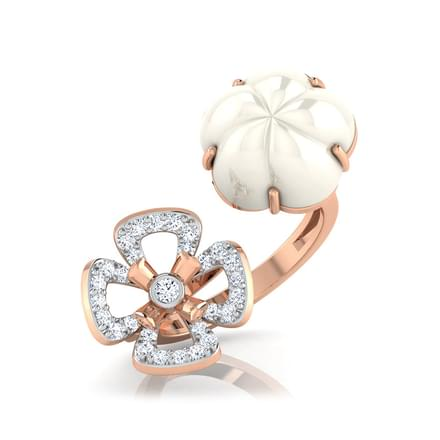 Katy  Moonstone  Ring