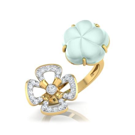 Katy  Chalcedony  Ring