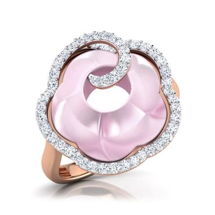 Fleta  Rose Quartz Ring