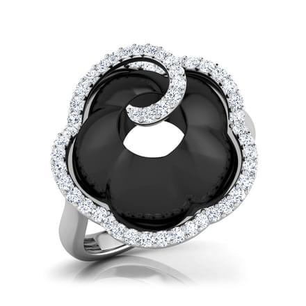 Fleta  Black Onyx Ring