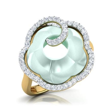 Fleta Moonstone Ring
