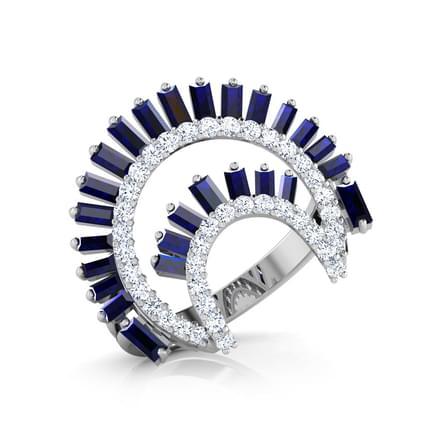Rayna Ruffle Ring