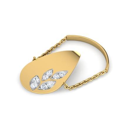 Jeni Stamped Ring