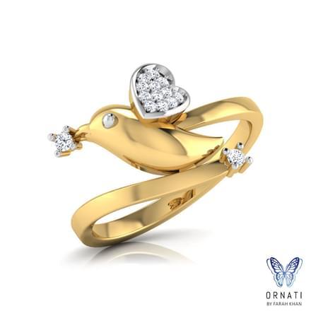 Flicker Radiant Ring