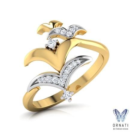 Flock Opulence Ring