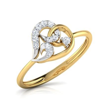 Heart Opulence Ring