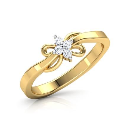 Leaf Arrey Ring