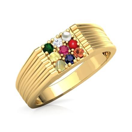Gautam Navratna Ring for Him