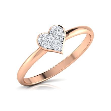 9ff85bd2f Radiant Heart Ring Jewellery India Online - CaratLane.com