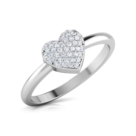 Allure Heart Ring