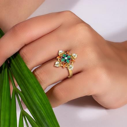 Fiza Lily Ring