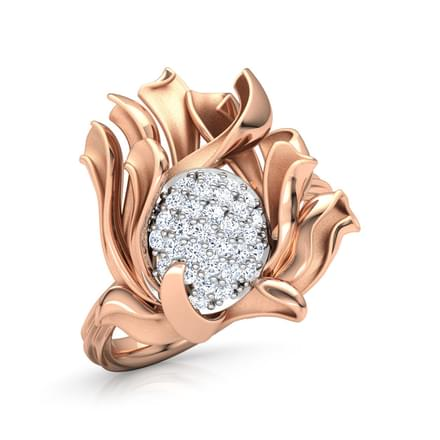 Coneflower Bloom Ring
