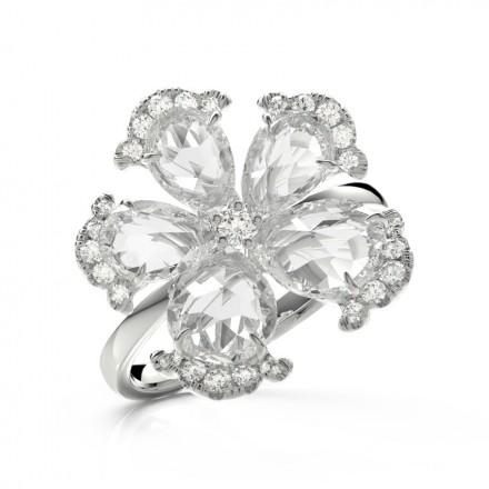 Aisha Bloom Ring