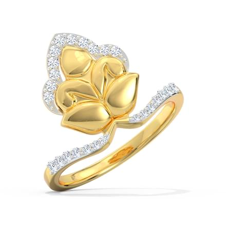 Prisha Bloom Ring