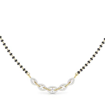 827 diamond mangalsutra pendants designs buy diamond mangalsutra 827 diamond mangalsutra pendants designs buy diamond mangalsutra pendants price rs 4725 caratlane aloadofball Images