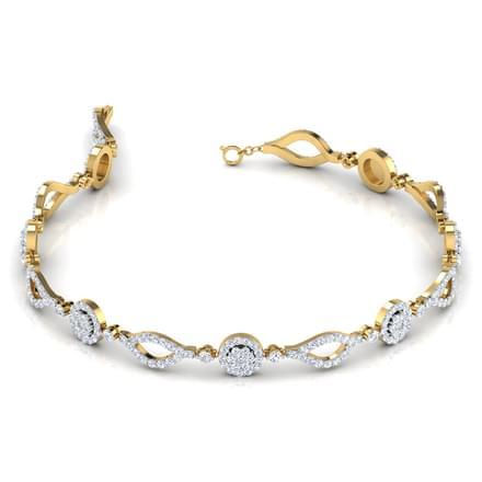 Luna Linked Bracelet
