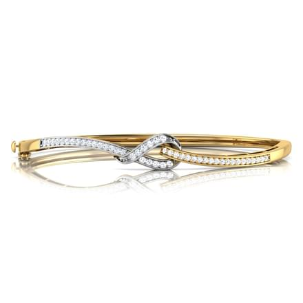 Elegant Knot Bracelet
