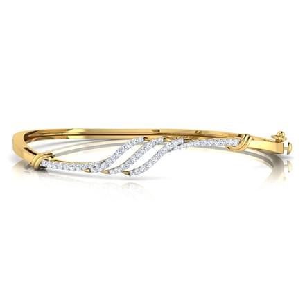 Pia Twisted Bracelet