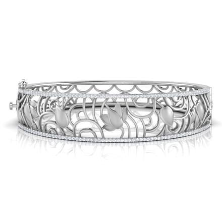 Lotus Ripple Bracelet