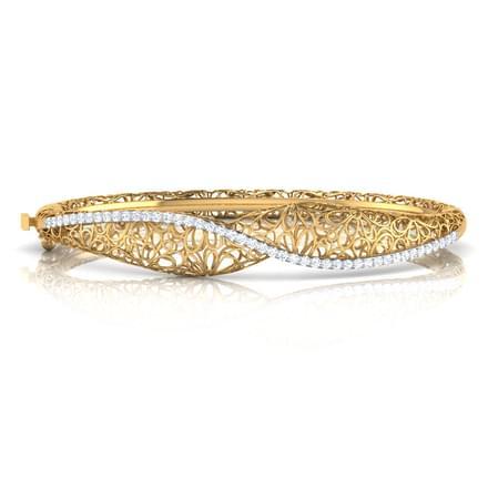 Fabia Trellis Bracelet Jewellery India line CaratLane