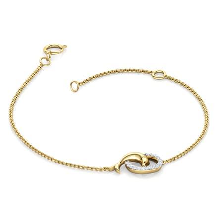 Charming Dollfin Bracelet
