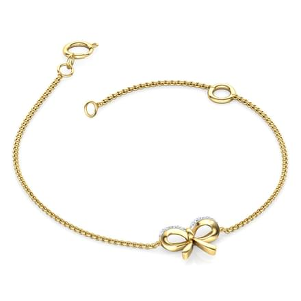 Jessy Bow Bracelet
