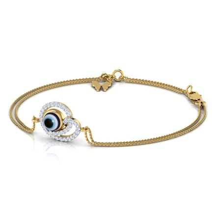 Amie Swirl Bracelet