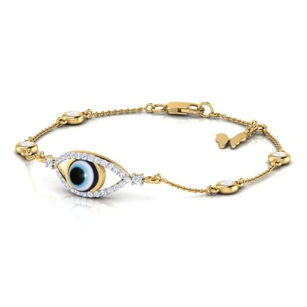 Ciara Betty Eye Bracelet