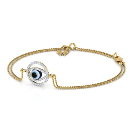 Hanna Eyed Bracelet